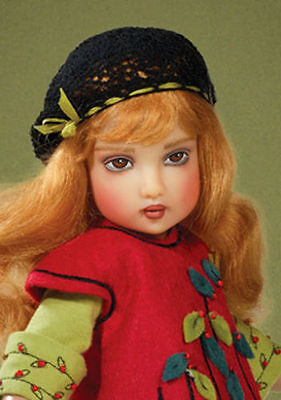 """Kish BETHANY FALLING LEAVES 12"""" BJD Doll by Kish & Co 13 Points of Articulation"""