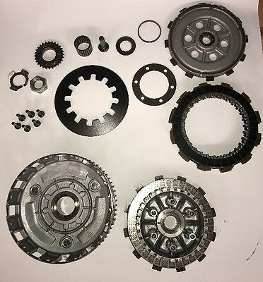 2002 2003 02 03 Yamaha Yzfr1 Yzf R1 Oem Inner Outer Clutch Basket Primary Set