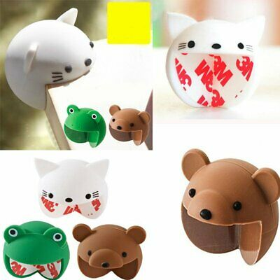 1/2 Safety Corner Protectors Baby Child Table Furniture Edge Kids Guards Animal