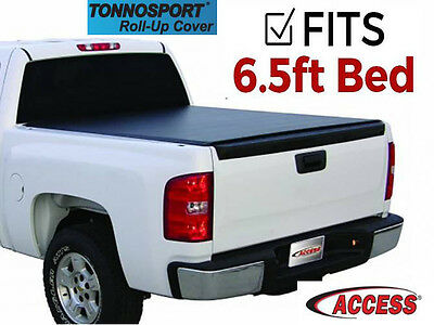 ff18be6fffd Access TonnoSport Roll-Up Tonneau Cover (fits) 2004-2015 Nissan Titan 6.5