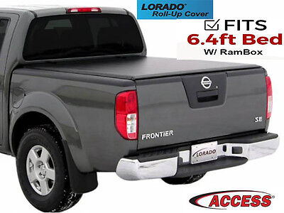 Access Lorado Tonneau Truck Bed Cover 2016 2018 Toyota Tacoma 6 Ft