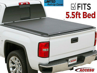Toyota Tundra Bed Cover >> Access Limited Tonneau Truck Bed Cover 2007 2018 Toyota
