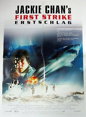 First Strike - Jackie Chan - A1 Filmposter Plakat (x-822