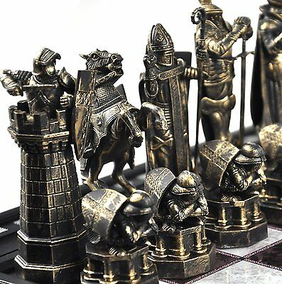 Harry Potter Chess Set, BLACK Spare Figures - Replacement Pieces