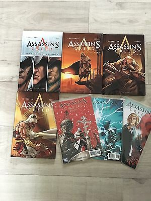 assassins creed Volumes 1-6 And The Fall Issues 1-3