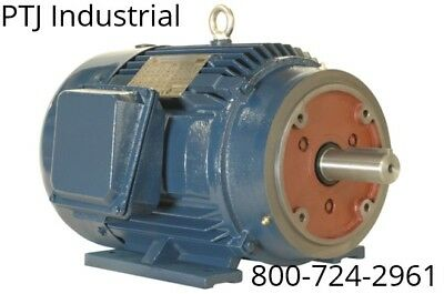 10 hp electric motor 215tc 3 phase premium efficient 3525 rpm severe duty
