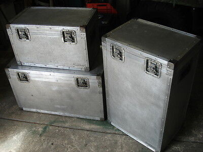 Road Cases--Aluminium--Dust and Moisture Resistant--WA Made