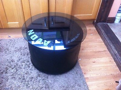 Formula 1 Tyre Coffee Table