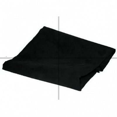 Poker Cloth, Black 2m. Shipping is Free