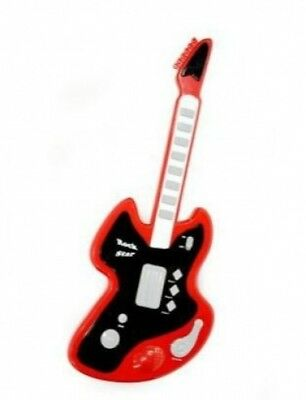 Electronic Toy Guitar - Red.. Brand New