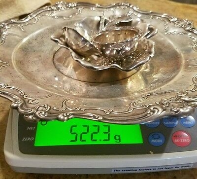 STERLING SILVER VINTAGE LOT SCRAP OR NOT 522.3 grams