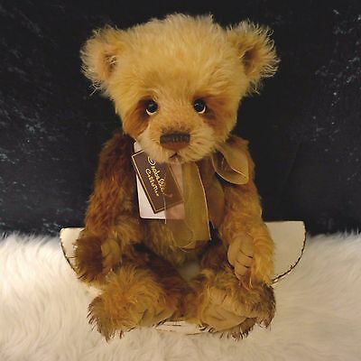 Charlie Bear Mohair Isabelle Masterpiece Retired 2012