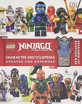 LEGO Ninjago Character Encyclopedia (Updated Edition) - Book by DK (Hardcover)