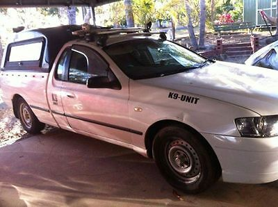 2004 Ba Ford Ute Wanting To Swap For Ride On Mower