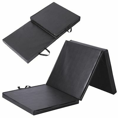 Home Folding Soft Panel Gymnastic Tumbling Martial Arts Exercise Fitness Mats