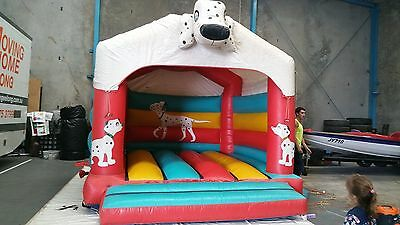 Fete Hire / Commercial Jumping Castle Business Set Up
