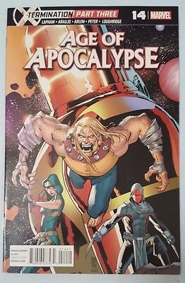 Age of Apocalypse #14 2012 Marvel Comics VF Flat Shipping