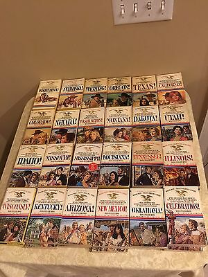 Complete Wagons West Series all 24 Books by Dana Fuller Ross