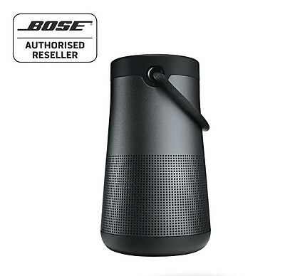 Bose Soundlink Revolve+ Bluetooth Speaker 360º SOUND & Water Resistant, BLACK