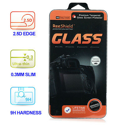 (Pack of 2) LCD Screen Protector Tempered Glass for Sony A7II A7SII A7RII A99