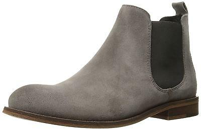 1883 by Wolverine Women s Jean Chelsea Boot Ankle Bootie, Grey Suede, 6.5 M US