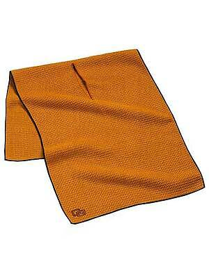 Club Glove Caddy Towel Clay