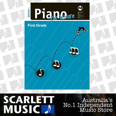 AMEB - Piano for Leisure - Series 1 - Grade 1 ( One / First ) *BRAND NEW*