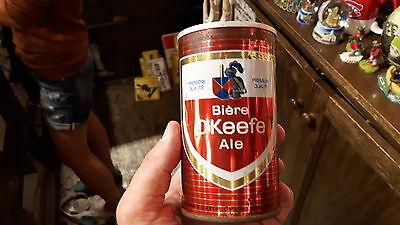 old O'Keefe beer can