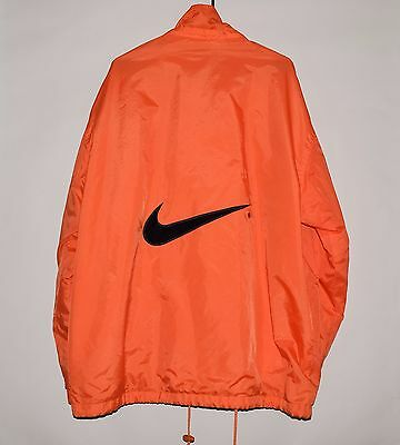 Very Rare Nike 80's 90's Vintage VTG Nike Lightweight Jacket Spell Out XL VLONE