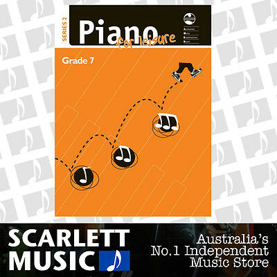 AMEB - Piano for Leisure - Series 2 - Grade 7 (Seven) *BRAND NEW*