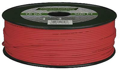 Install Bay PWRD16500 Primary Wire 16 Gauge, 500 Feet Red