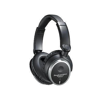 Audio Technica ATH ANC7B QuietPoint Active Noise Cancelling Closed Back...