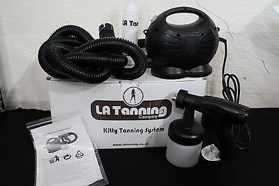 LA Tanning Company Kitty Tanning System
