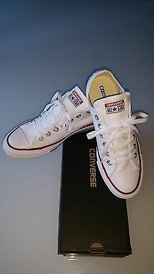 Converse All Star Basses Blanche Authentiques Et Neuves Pointure 39