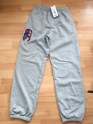 Canterbury Ugly Range Light Grey Warm Fleece Lined Elasticated Pants Age 14 Yrs