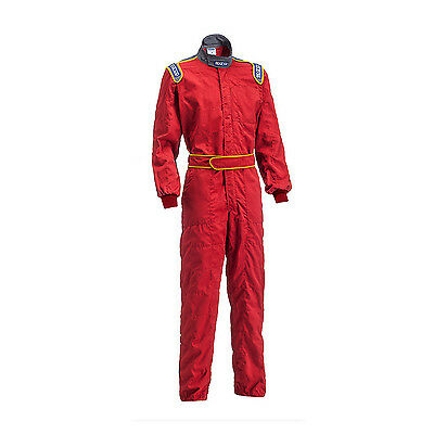 Neu Overall Sparco MX-5 rot (XXL)