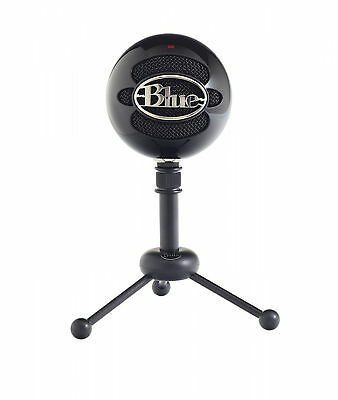 Studio Quality Omnidirectional/Cardioid USB Microphone w Adjustable Tripod