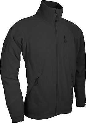 Viper Spec Ops Tactical Fleece - Black