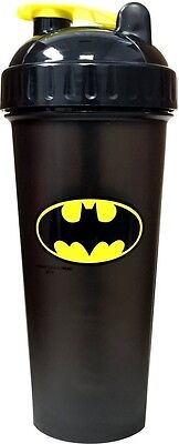 Blender Bottle Perfect Shaker Batman Hero Series Protein 28 Oz Classic Loop Top