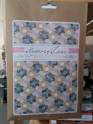 Tilda Memory Lane pattern pack, NO fabric, free p+p,