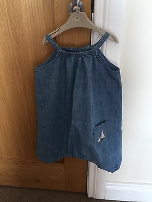 Next Baby Girl Jumpsuit Size 12-18 Months