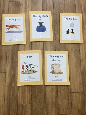 jelly and bean books B Series Set Of 5 Books