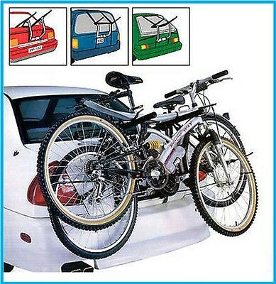 Triple Bike Boot Rack 3 Bicycle Cycle For Ford Fiesta 5DR Hatchback 2008-2017