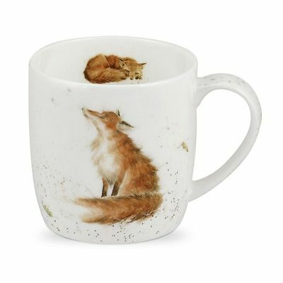 Royal Worcester - Wrendale Designs The Artful Poacher Mug