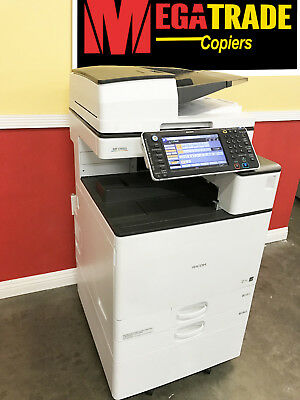 Ricoh Aficio MP C4503 Color Multifunction Laser Copier Printer Scanner