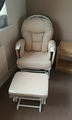 Glider Maternity Rocking Chair