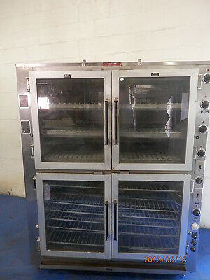 Commercial Super Systems Bread Oven Proofer Combo