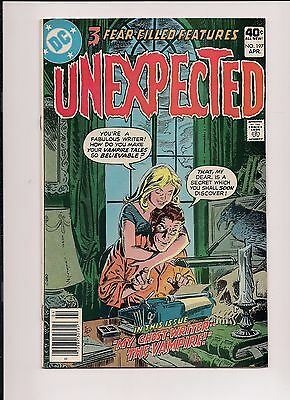 The Unexpected #197 VF/NM 9.0 High Grade, DC Bronze Age Horror