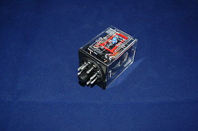 1Pc New Plug In Relay 8Pin 2P Fits Mk-2Pns 12V Dc Coil