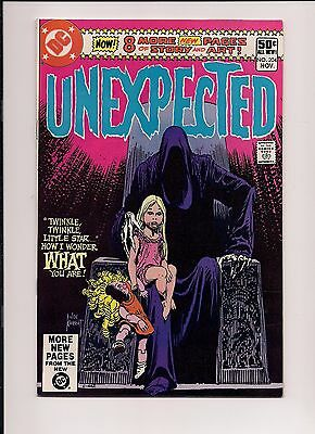 The Unexpected #204 NM- 9.2, High Grade, DC Bronze Age Horror